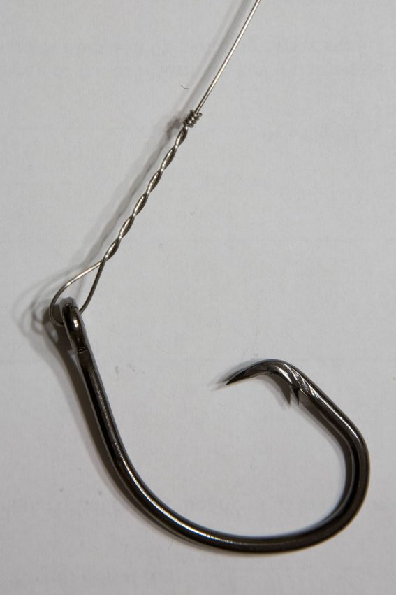 Eagle Claw 18/0 Circle shark hook